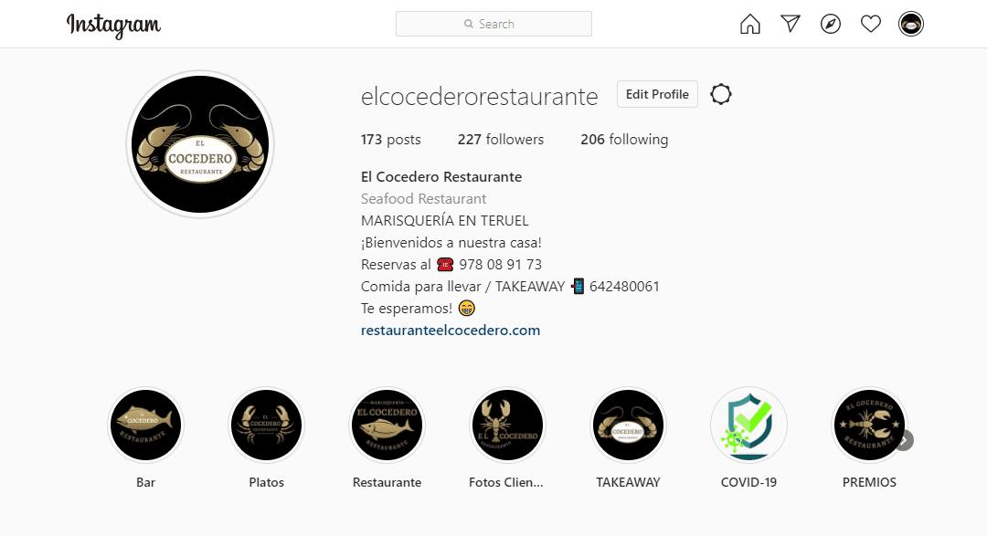 Restaurante El Cocedero
